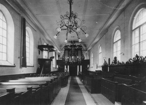 Grijpskerk begin 20e eeuw. bron: archief Liturgisch Instituut R.U.G.
