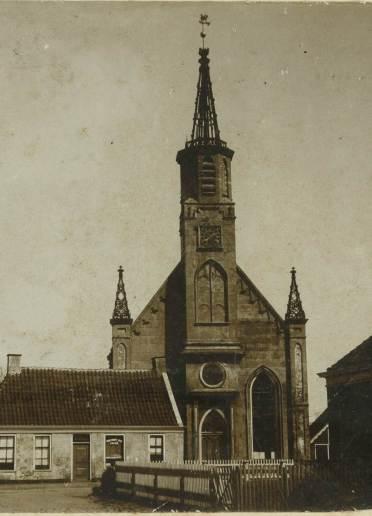 Zelfde kerk begin vorige eeuw