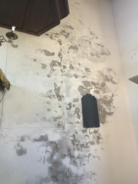 schade stucwerk in Niekerk