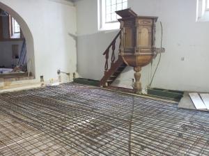 Vloerverwarming Leegkerk