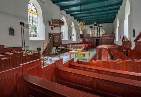 Kerk te Baflo Foto: Duncan Wijting