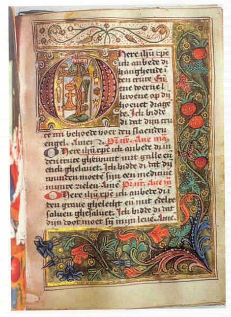 Gebedenboek Thesinge, 1520 - 1530
