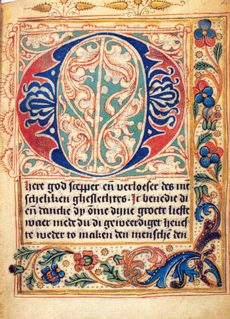 Gebeden- en Getijdenboek Thesinge, 1529