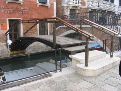 Ontwerp van Carlo Scarpa (Venetie)