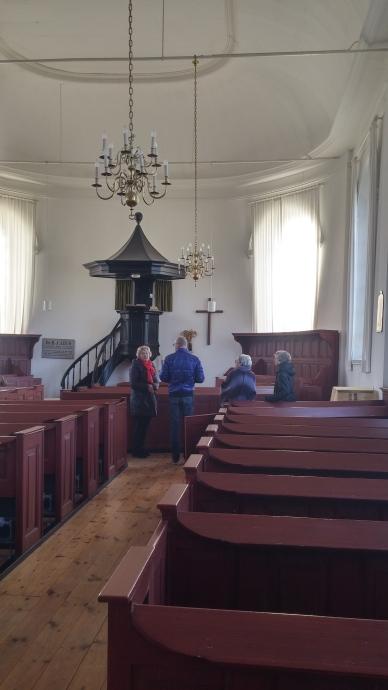 Bijpraten in Nieuw-Beerta