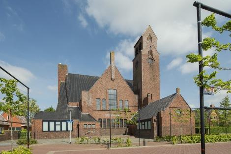 De Goede Herder Kerk, Bedum / foto: Omke Oudeman