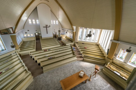 Kerk te Onderdendam Foto: Duncan Wijting