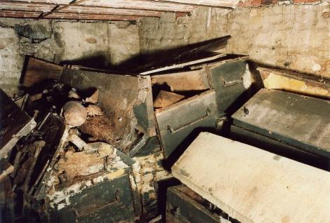 Grafkelder Wehe in 1986