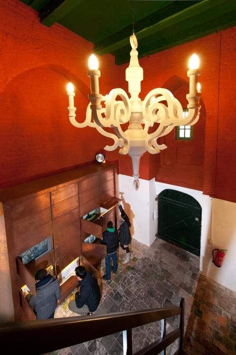 kinderen bezoeken landmerken stichting oude groninger kerken