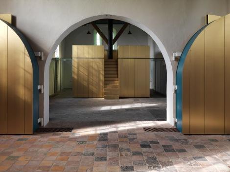 Leegkerk interieur