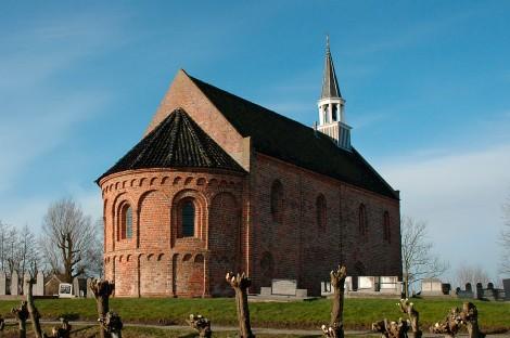 Nicolaaskerk, Oldenzijl / foto: Marien Bugel