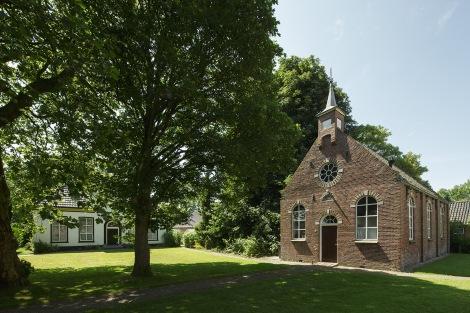 bijgebouw kerk Irene / Foto: Omke Oudeman