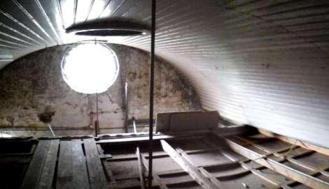 Oorspronkelijke plafond