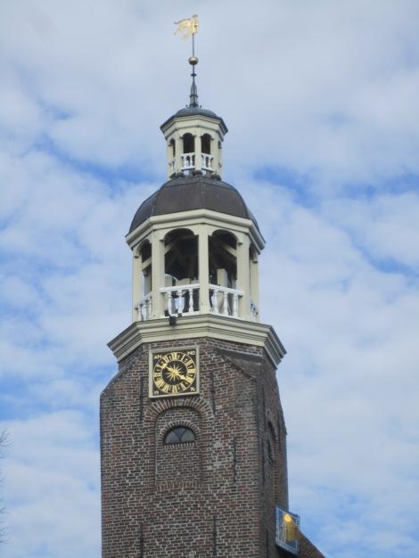 torenspits Oude Pekela
