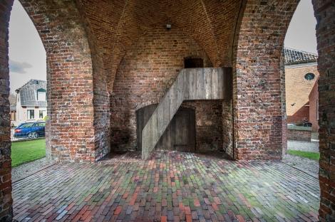 Kerk Zeerijp exterieur Stichting Oud Groninger Kerken Foto: Duncan Wijting